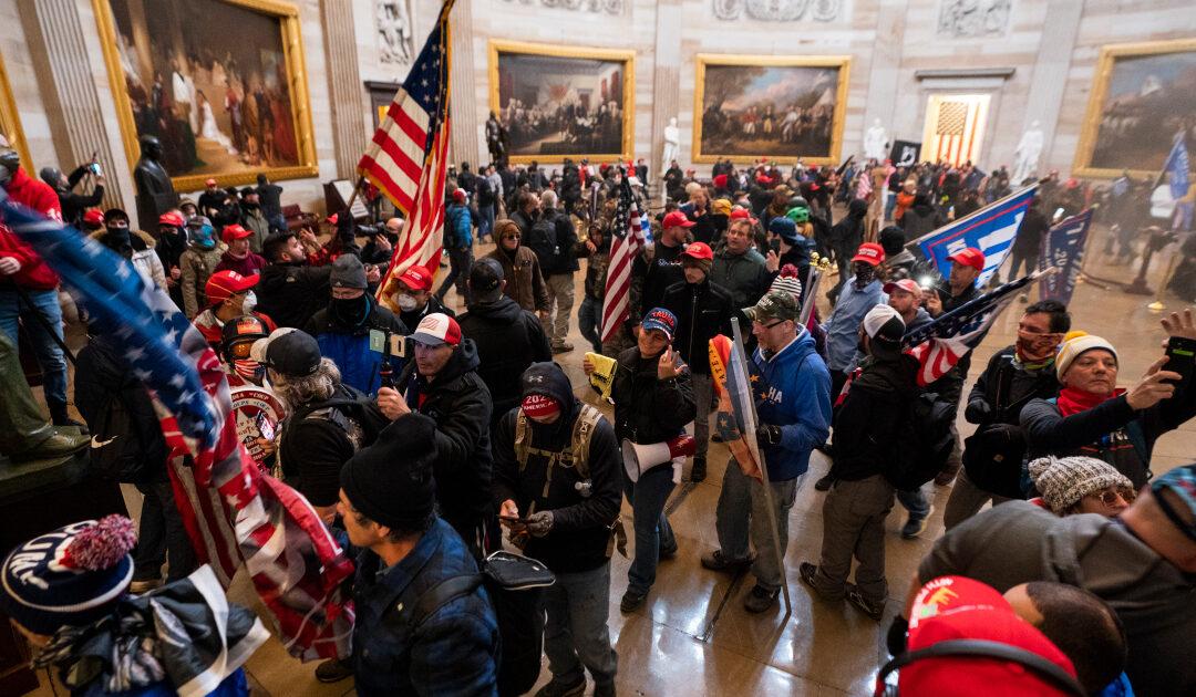 US prosecutors say militia members conspired in Capitol riot