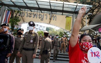 Dozens Face Criminal Complaints in Thailand, Accused of Insulting King…