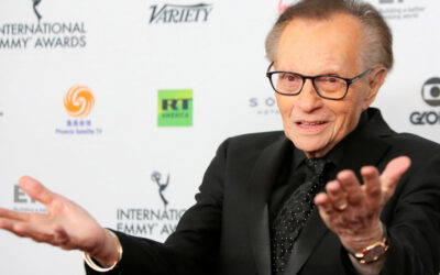 US television host Larry King dies aged 87