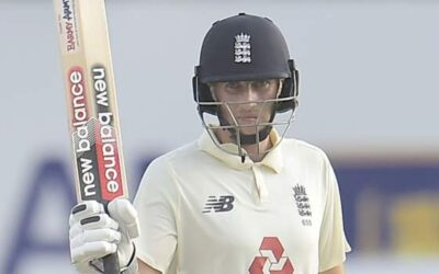 Root keeps England in touch with Sri Lanka in finely-poised second Test