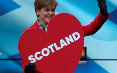 Scottish leader promises to hold 'legal' independence vote