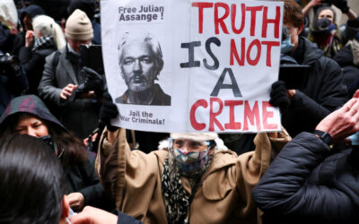 Assange vs the violence of imperial 'humanitarianism'