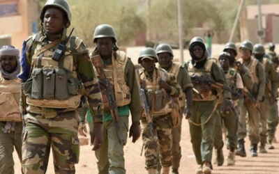 Six Malian soldiers killed in 'complex and simultaneous' attacks