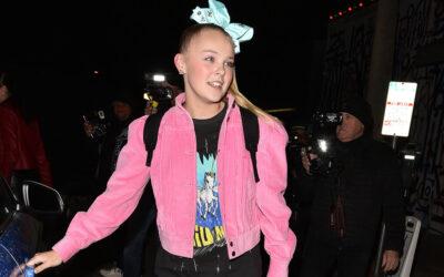 JoJo Siwa confirms she's part of LGBTQ community: 'I'm really, really happy'