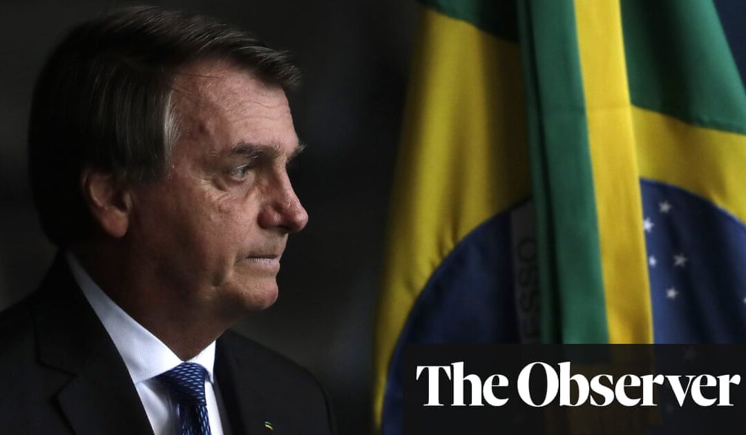 Bolsonaro could face charges in The Hague over rainforest...