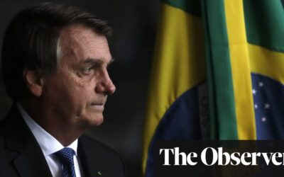 Bolsonaro could face charges in The Hague over rainforest…