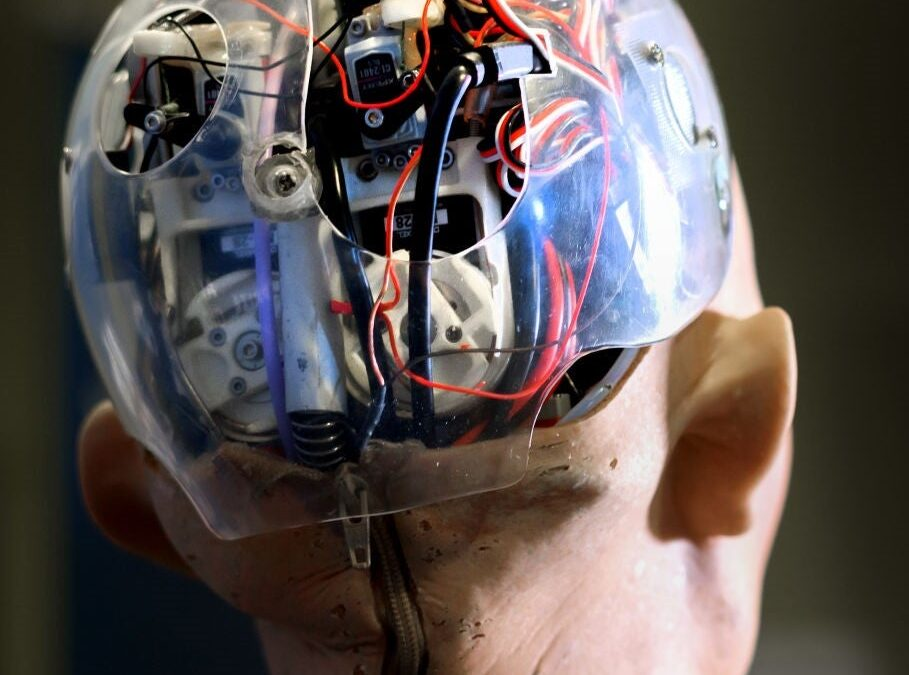'Brain' chip unleashes physical potential of machines...