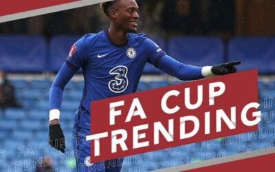 FA Cup: Tammy Abraham hits a superb hat-trick for Chelsea against Luton Town