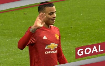 FA Cup: Mason Greenwood fires home Manchester United equaliser against Liverpool