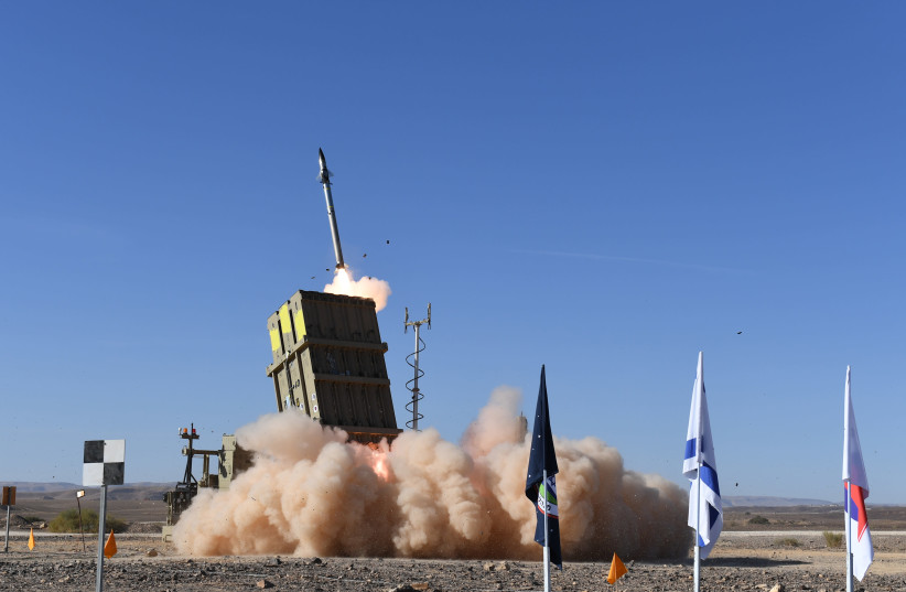 Will USA deploy Iron Dome to protect bases in Gulf?