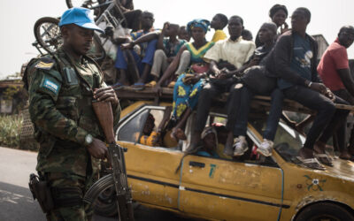 Central African Republic gov't says forces killed 44 rebels