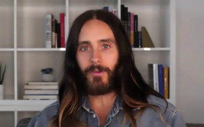 """Jared Leto Recalls the """"Shocking"""" Experience of Emerging From a Silent Retreat Into the COVID World"""