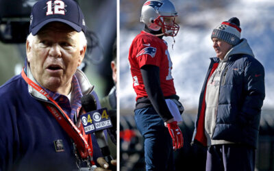 Tom Brady's dad sparks Bill Belichick drama: I'm guessing he's on the 'hot seat'