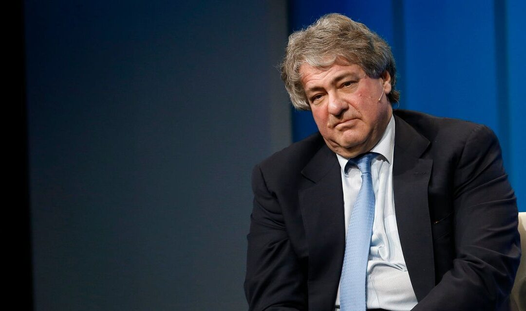 APOLLO CEO Steps Down After $148 Million Payments to Epstein Revealed...