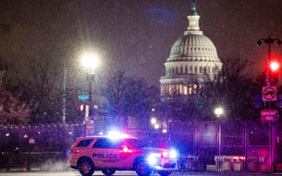 US Capitol Police chief apologises for failures in January 6 riot