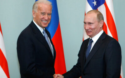 Biden speaks to Putin for first time since taking office