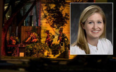 Cops identify victim, suspect in Austin hospital murder-suicide