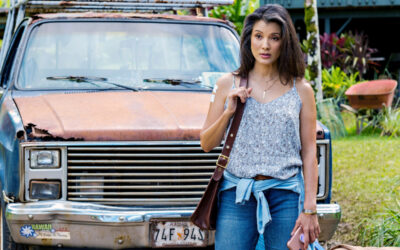 Woman Crush Wednesday: Take a Trip to Paradise with Kelly Hu in 'Finding 'Ohana'