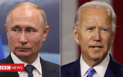Biden raises election meddling with Putin in first phone call