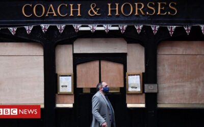 Covid: Will the UK's pubs stay shut until May?