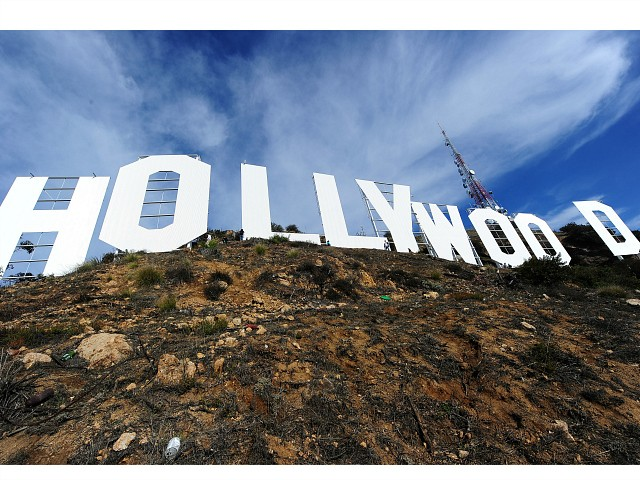 Six Arrested for 'Way Uncool' Hollywood Sign Change