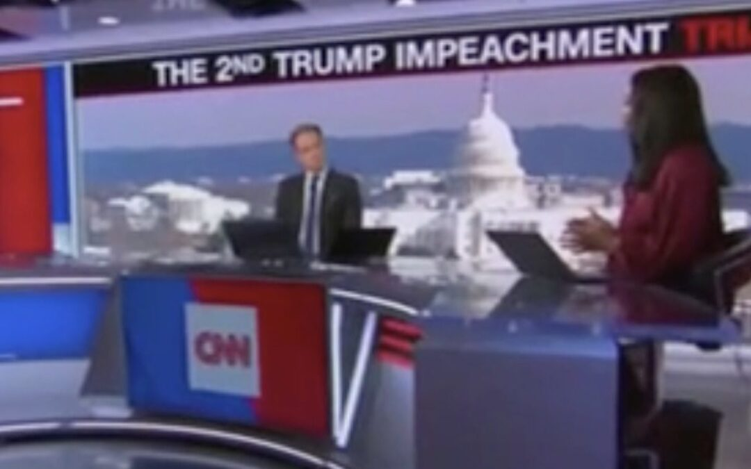 Jake Tapper Believes Nothing 'Would Be Different' In The Senate If Pence Was Killed In Riot