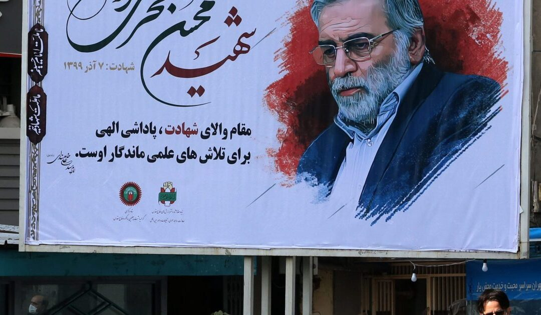 Iranian nuclear scientist killed by Israeli automated gun: Report