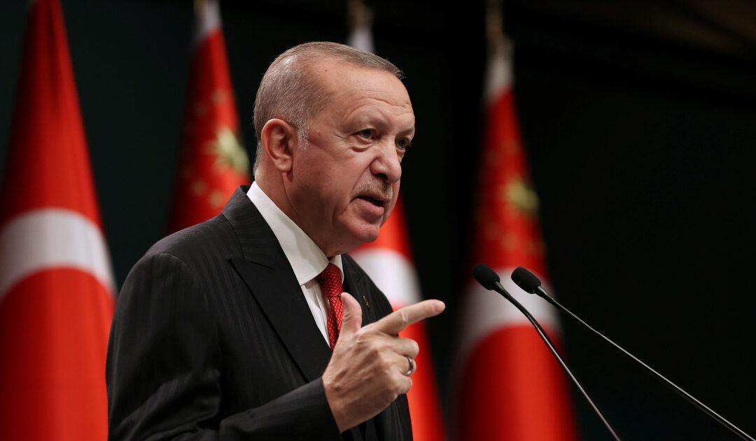 Erdogan: Turkey to start lifting COVID curbs in March