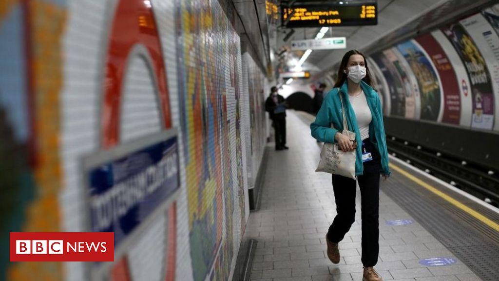 UK sees further drop in coronavirus numbers