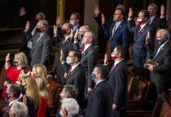 New Lawmakers' Rude Awakening to Realities of Congress