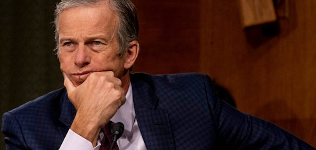 Sen. Thune Says Republicans Are Engaging In 'Cancel Culture' When Censuring Their Own For Voting To Convict Trump