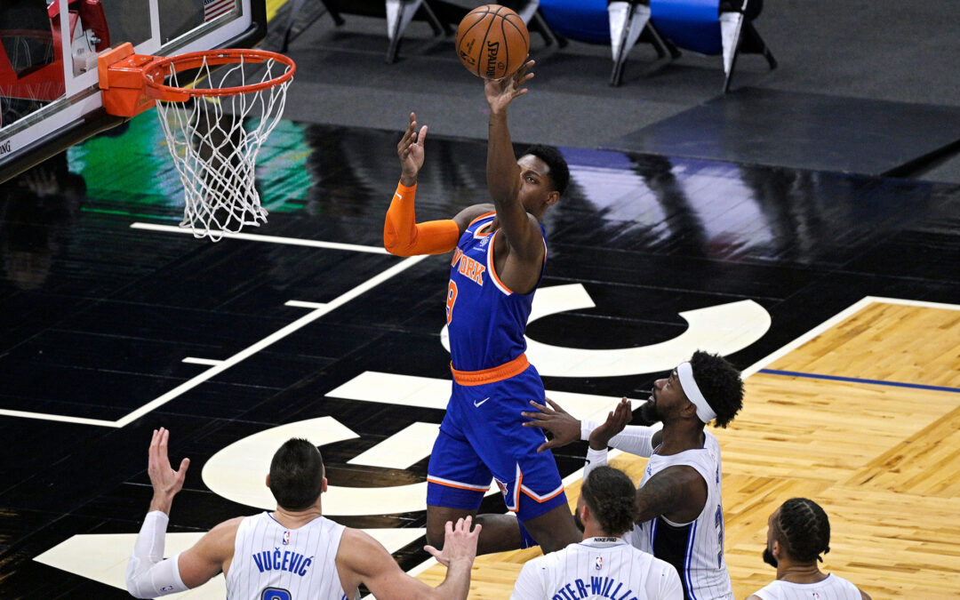Knicks feel fortunate to have avoided COVID-19 issues this long