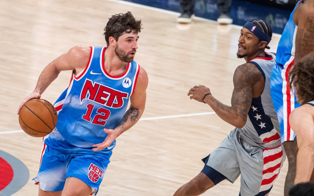 Joe Harris becoming even bigger threat with these Nets