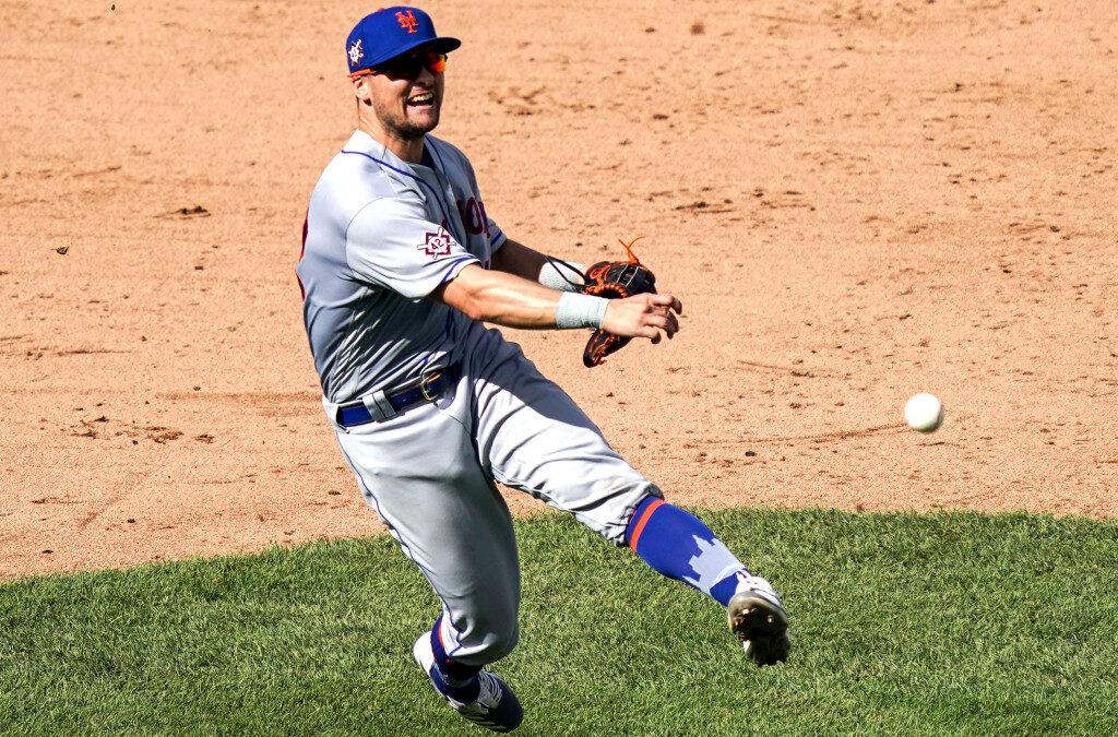 J.D. Davis' chance to be Mets' everyday third baseman begins