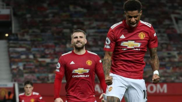 Rashford helps Man Utd back to second with win against struggling Newcastle
