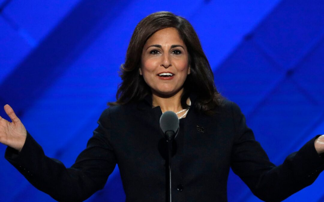 Neera Tanden Was 'Proud To Fight' Against Trump Cabinet Picks, Now She's Battling To Save Her Own Nomination
