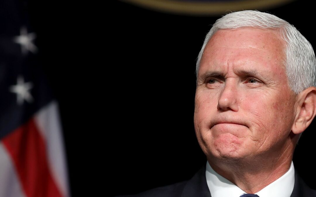 REPORT: Pence Declined Invitation To Speak At CPAC