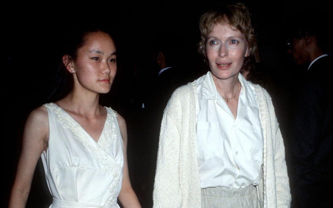 Mia Farrow recalls finding nude photos of Soon-Yi Previn at Woody Allen's home