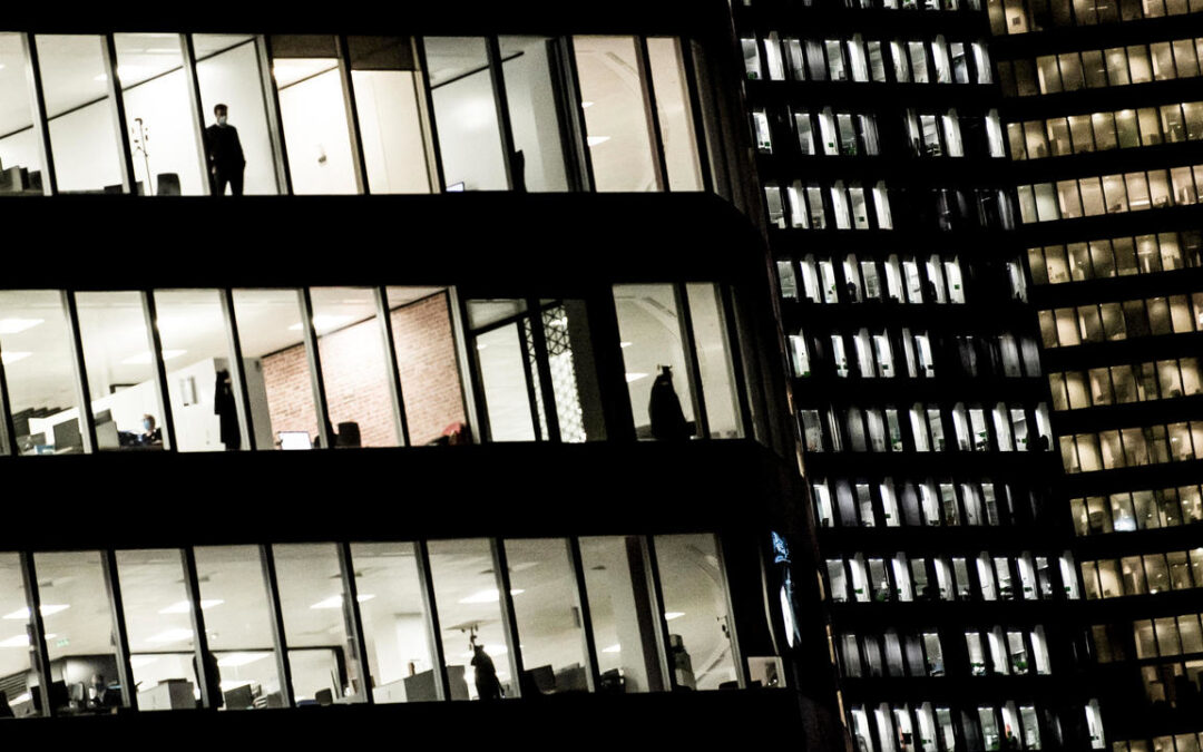 Could empty office buildings help solve housing crisis?