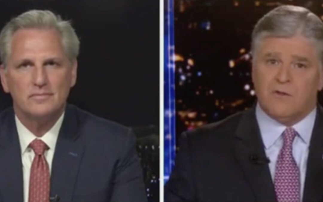 'The Swamp Is Back': Rep. Kevin McCarthy Hammers Democrats' 'Expensive' And 'Expansive' Relief Bill Proposals