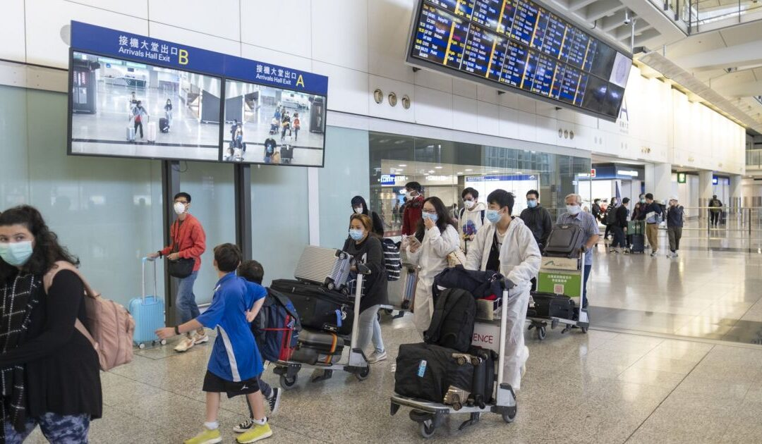 Fears of new COVID variants lead to lengthier travel quarantines