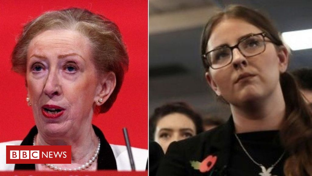 Labour MP Margaret Beckett apologises over 'silly cow' remark