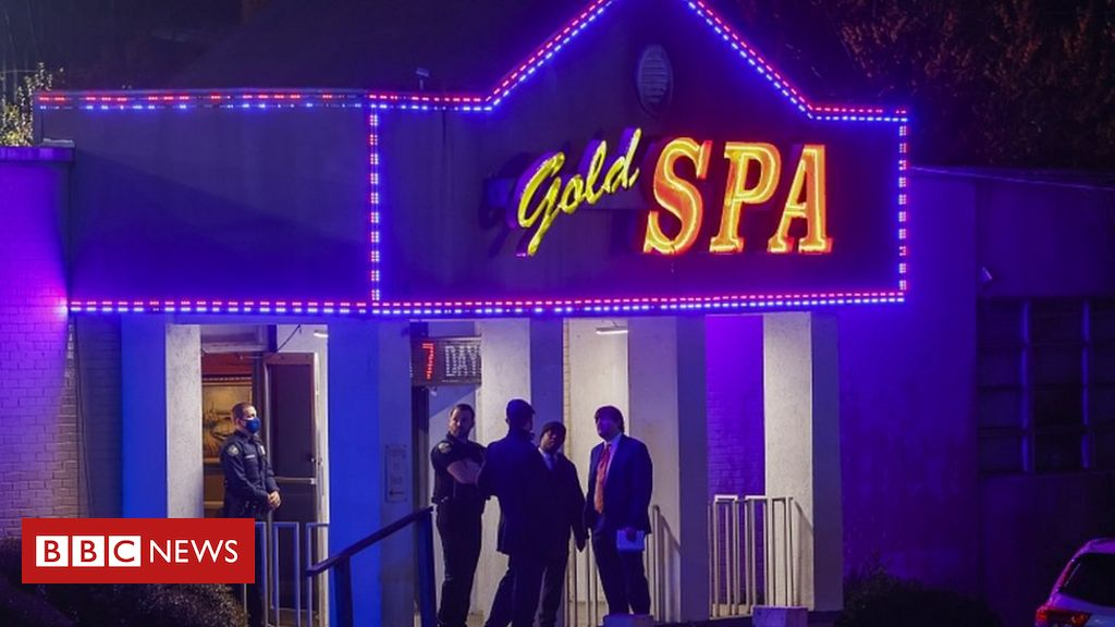 Six Asian women among eight killed in US spa shootings