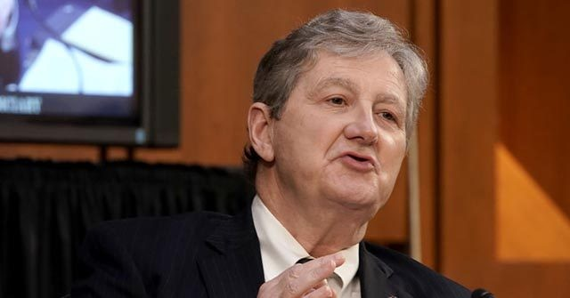 GOP Sen. Kennedy: 'We Do Not Need More Gun Control -