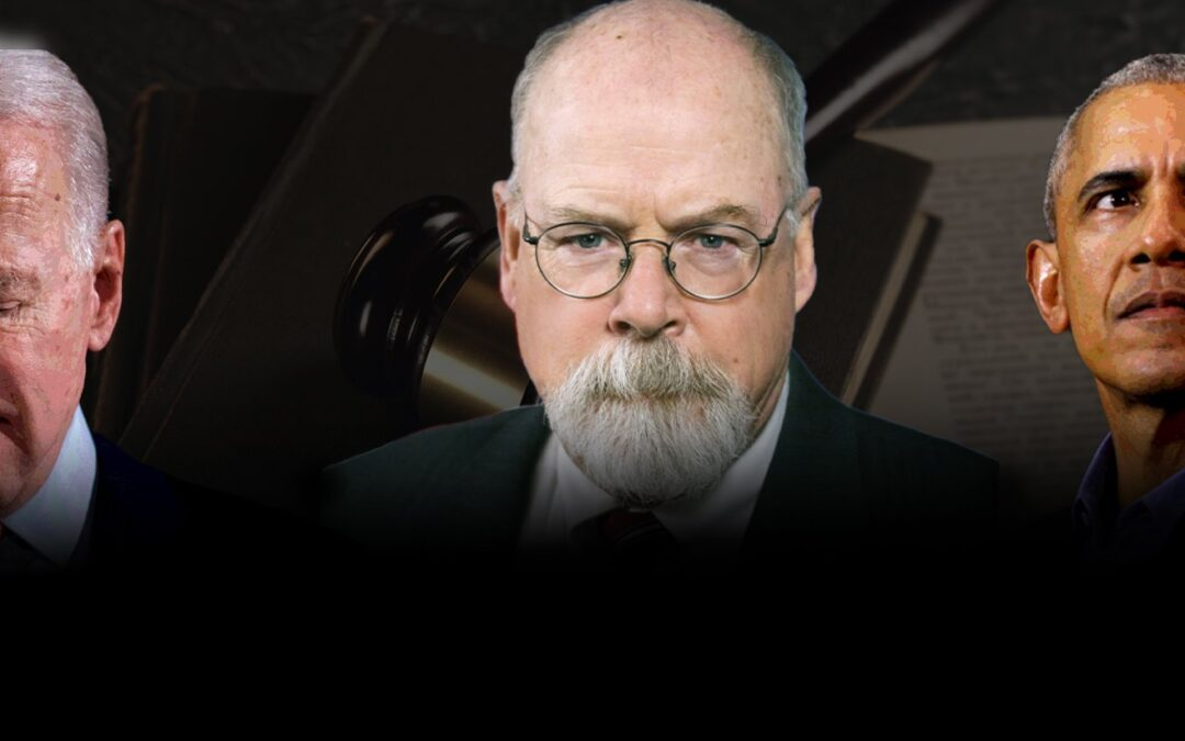'Is He A Living, Breathing Human Being?': Trump Wants To Know Where John Durham Is