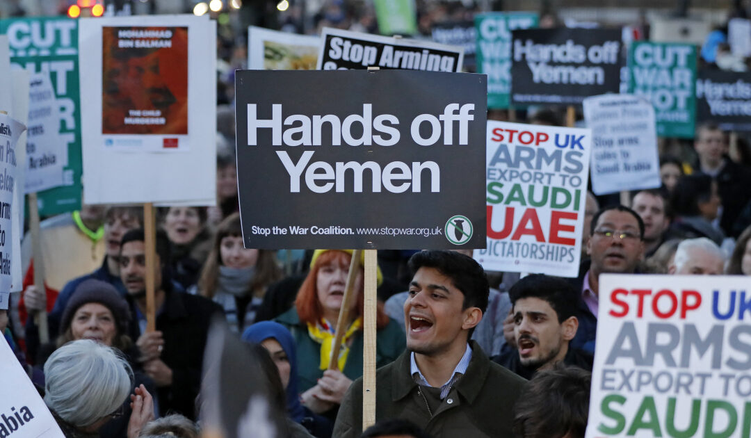 Advocates see 'opportunity' in US review of Saudi arms sales