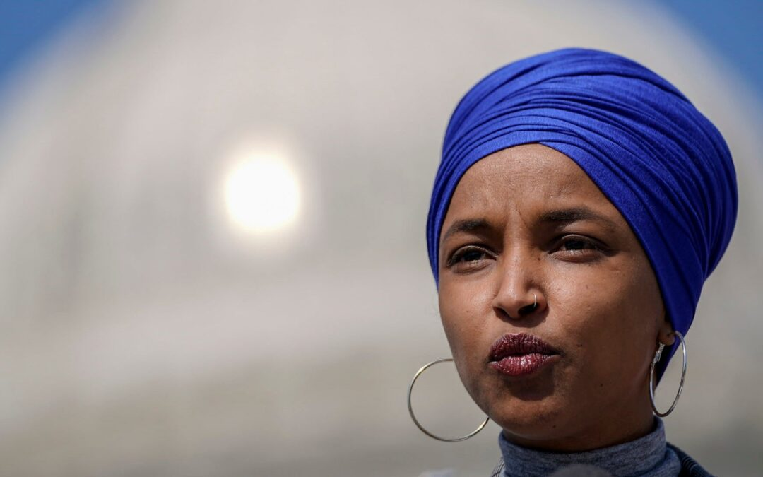 Ilhan Omar Says More Police Would Have Died If Capitol Attacker Had AR-15