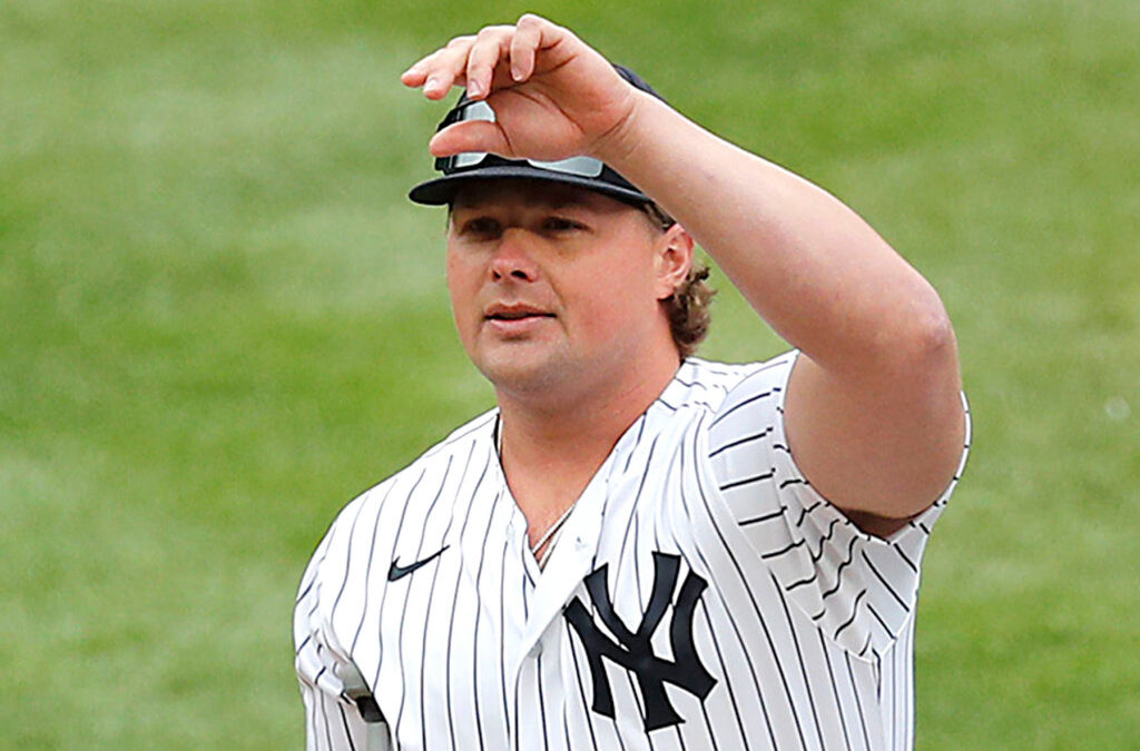 Yankees hoping Luke Voit will be back 'sometime in May'