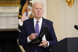 Biden Trying to Change How America Thinks About Migration
