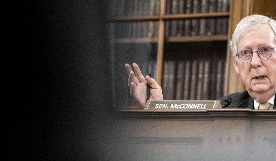 Top Senate Republican slams corporate activism over Georgia law